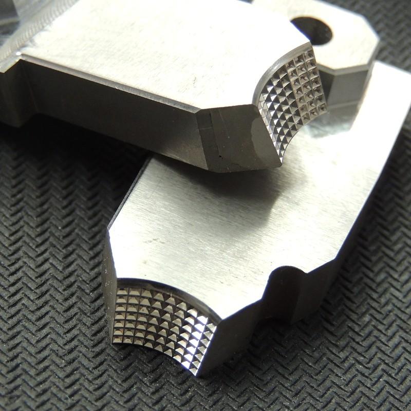 钻石纹模具加工